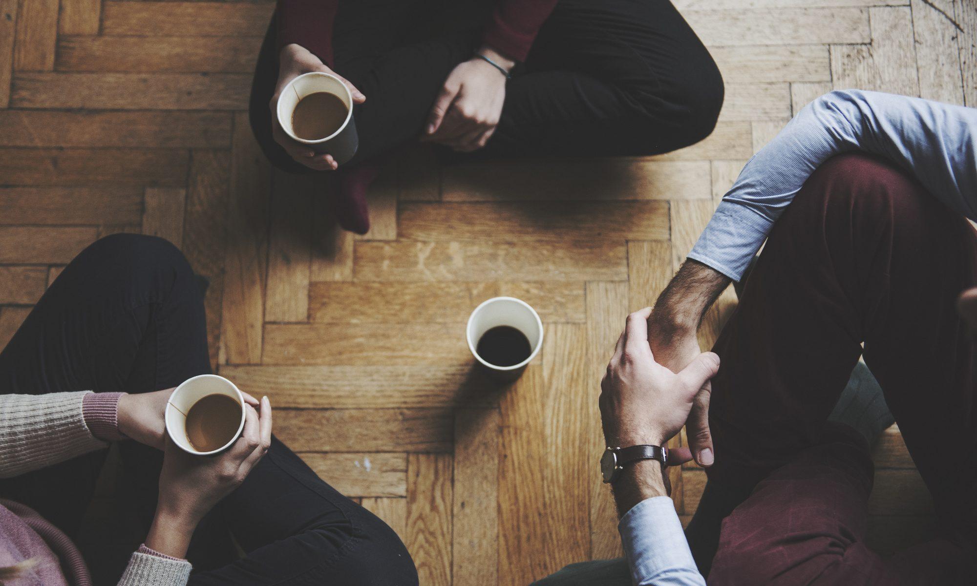 Selbstvertrauen durch Aussprechen - ein Anruf kann helfen