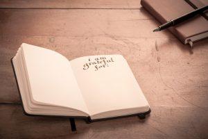 Selbstvertrauen gewinnen durch Dankbarkeit